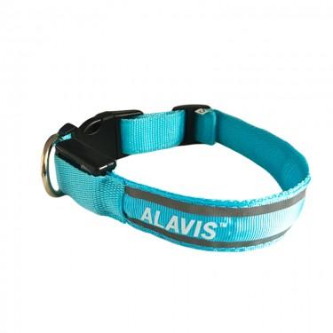 svítící obojek ALAVIS