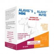 DVOJBALENÍ ALAVIS™ 5 MINI + ALAVIS™ Nutri
